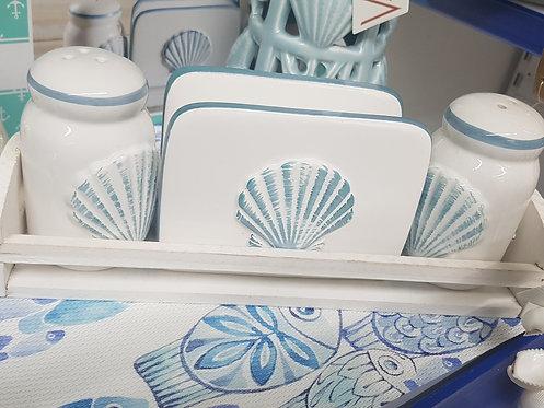 Set menage in ceramica cod. 548329