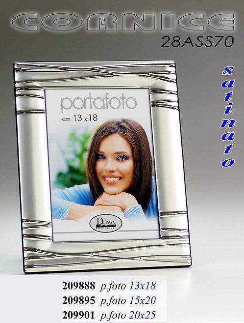 Porta foto satinato 13x18  cod.20988