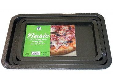 Set 3 stampi pizza cod. 483040