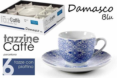 Tazzine caffè Damasco 6 pz.
