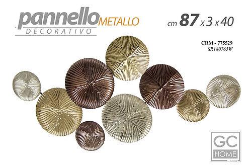 Quadro Metal cod.775529
