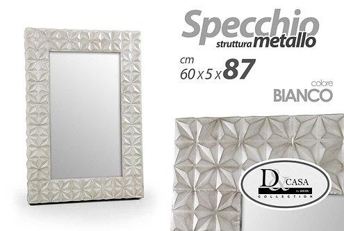 Specchio rettangolare 60x87 cod.777127