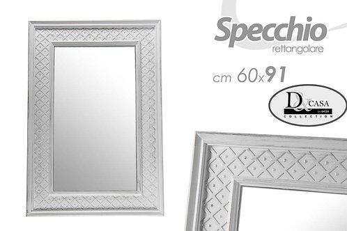Specchio rettangolare 60x91 cod.777127