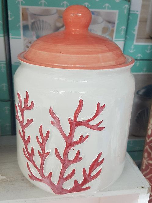 Barattolo ceramica cod. 548299
