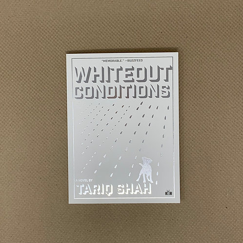 Whiteout Conditions by Tariq Shah