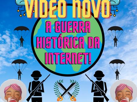 VÍDEO NOVO Canal PET Kids: Como surgiu a INTERNET?