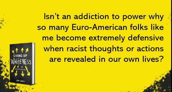Addiction to racist power