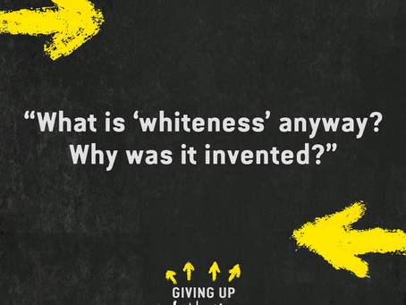 What is Whiteness?