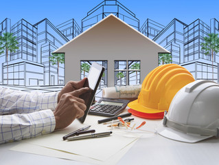 Construction words and terms you may come across in our blog entries......