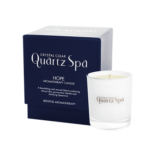 Quartz Spa Hope Candle