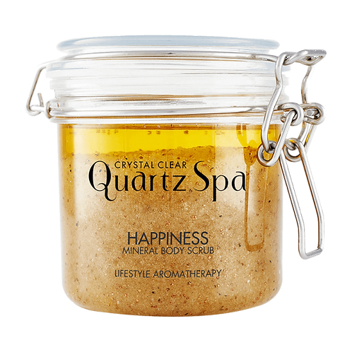 Quartz Spa Happiness Mineral Body Scrub