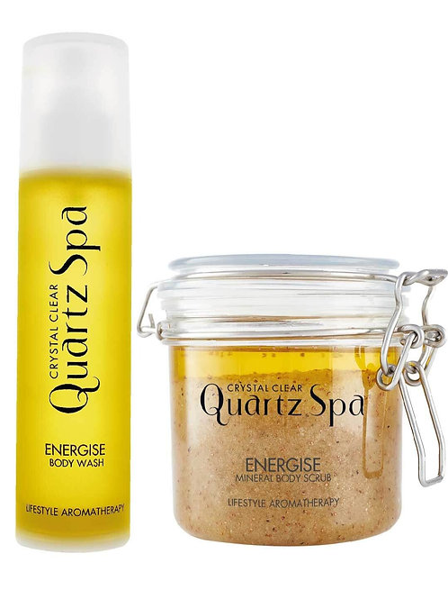 Quartz Spa Energise Bundle