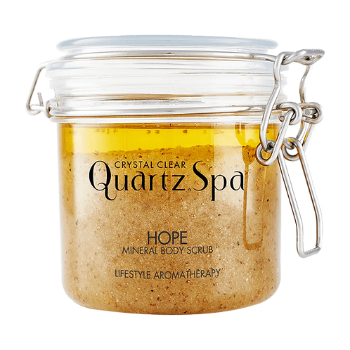 Quartz Spa Mineral Body Scrub