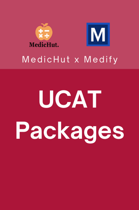 MedicHut x Medify UCAT Packages
