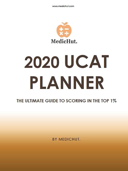 2020 UCAT Planner