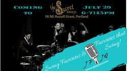 Secret Society July