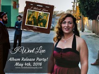 Album Release Party #1!
