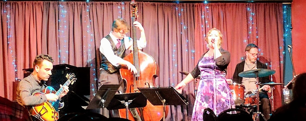 JPJQ at The Jazz Station - Photo Credit Brian Gravelle