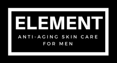 Logo ELEMENT White Font Black Background