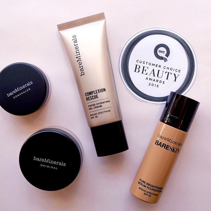 BareMinerals QVC winner