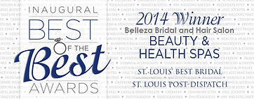 St. Louis Best of the Best award badge