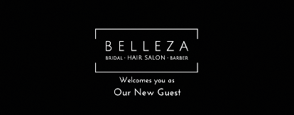 Belleza Salon New guest promotion