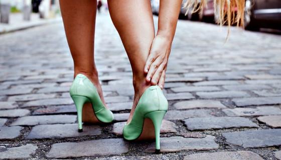 Só nos no andar pé pode dedos dos pés dor