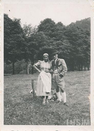 Fritz und Grete Stern, Juni 1937 © Sydney Jewish Museum M2019/012:006