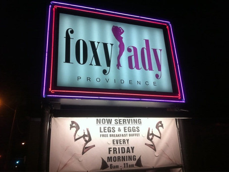 New England's Oldest Strip Club Closed!