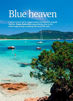 France Magazine, April 2012