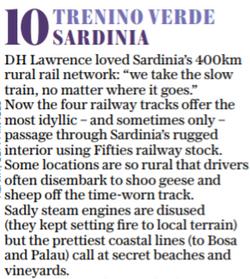 Daily Telegraph, Jan 2019