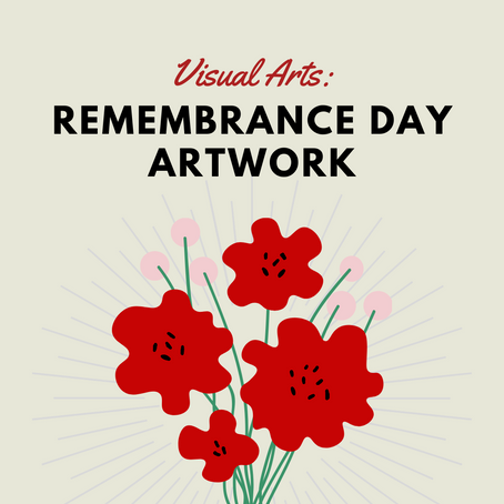 Remembrance Day Artwork