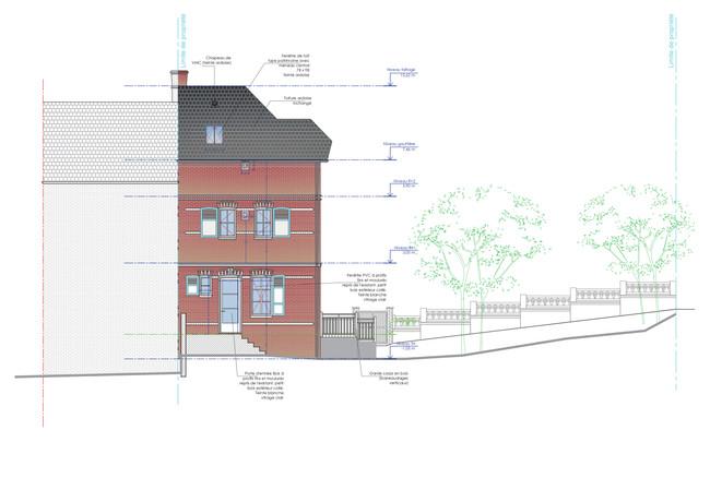 DP 01 Habitation Mr et Mme VERBEKE 2020_