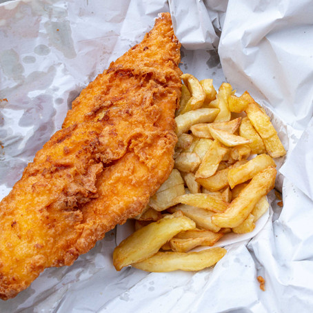 DELIVERY BOYS' REVIEW - Arlesey Fish and Chips