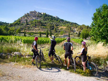 5 Incredible Cycling Holiday Locations