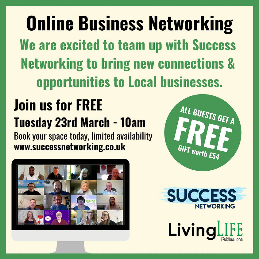 LivingLife Business Networking (First Event)