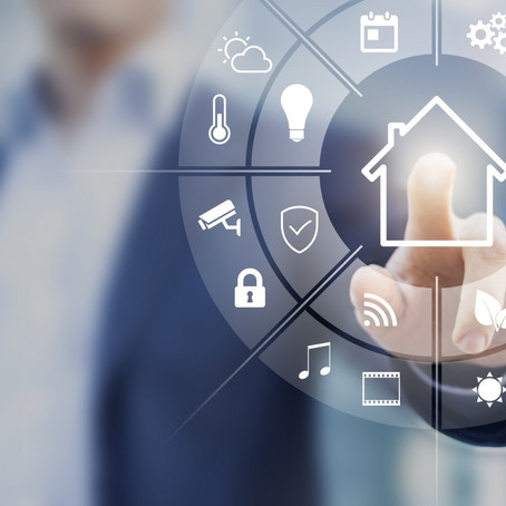 A Smart Home - Technology for your House
