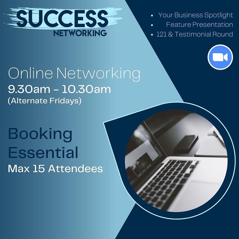 Success Networking Online (29/10)