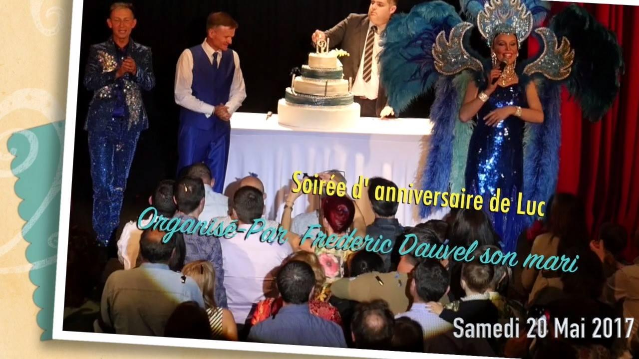 Soirée d' anniversaire de Luc  Organisé au Casino de Royat