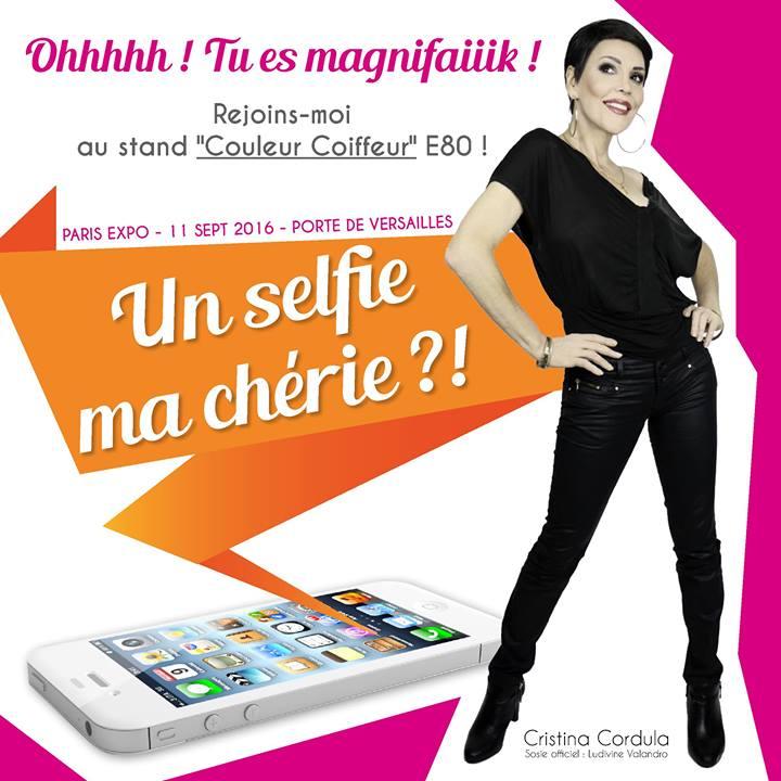 Mondial de La Coiffure 2016  Pour l'entreprise Couleur Coiffeu...