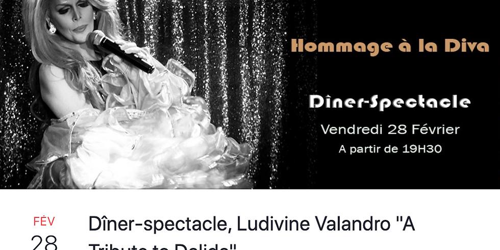 Soirée Tribute to DALIDA 100% LIVE Bruxelles
