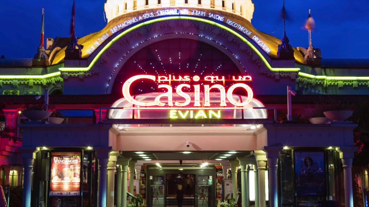 """SHOW """"Casino"""" à EVIAN"""