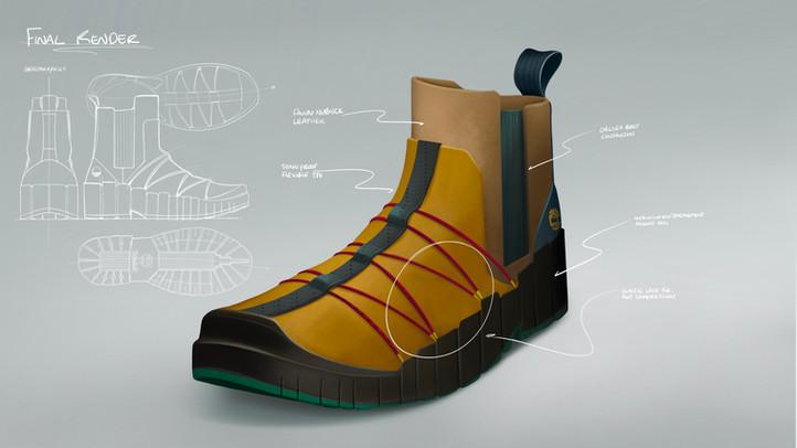 Timberland Concept