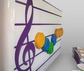 Harmony Wall Details