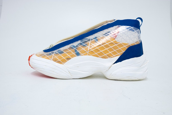 And Still I Rise Shoe Design