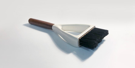 Hand Broom 3/4 View