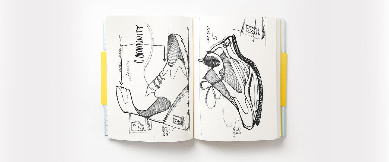 Embrace Project for websiteNotebook Sket
