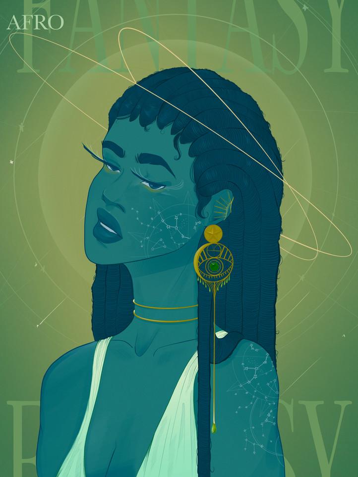 Afro Fantasy Pt 1