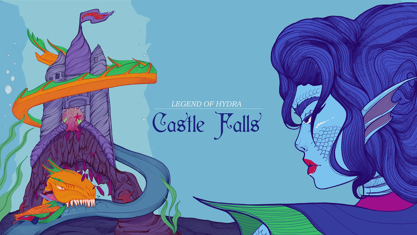 Castle Falls Portfoliocastefalls front p