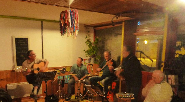 Concert Michel Genini & Co
